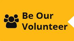 Be Our Volunteer