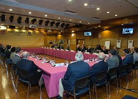 A presentation was made by Hong Kong representative during the meeting