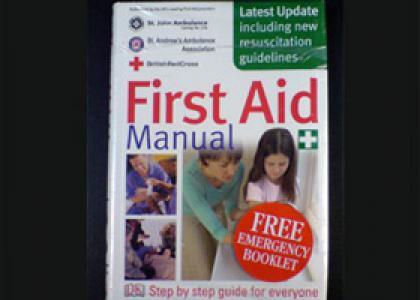 急救課程手冊
